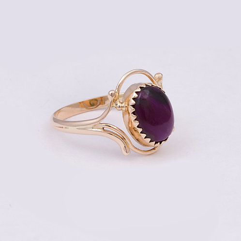 14k Sugilite Ring GD-0109
