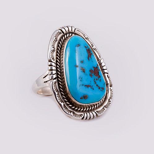 Sterling Silver Navajo Ring RG-0319