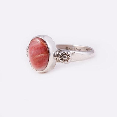 Sterling Navajo Ring RG-0266