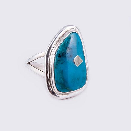 Sterling Navajo Ring RG-0355