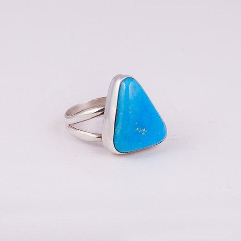 Sterling Silver Carlos Diaz Kingman Ring RG-0176