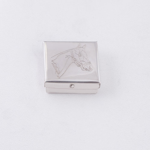 Sterling Silver Carlos Diaz Pill Box MI-0012