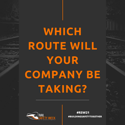 WHICH ROUTE WILL YOUR COMPANY BE TAKING_