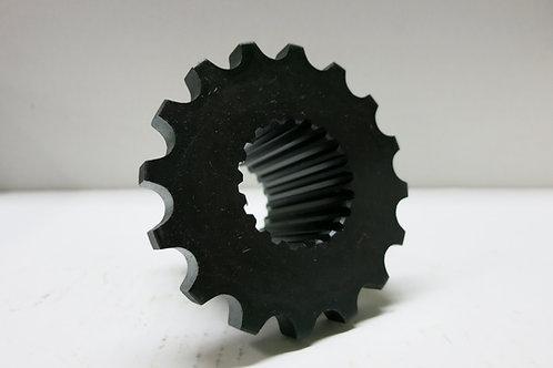 """(SPR-3221A) 16 Tooth Sprocket with 20 Spline, 1-3/4"""" Bore"""