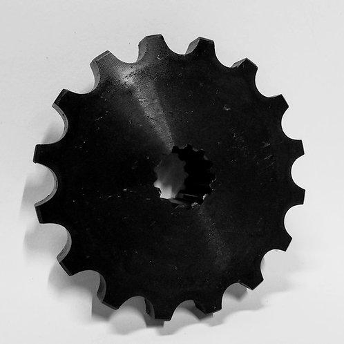 """(SPR-4219A) 16 Tooth Sprocket with 13 Spline, 7/8"""" Bore"""