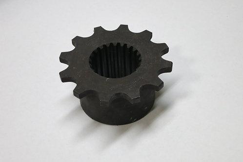 """(SPR-3200) 12 Tooth Sprocket with 20 Spline, 1-3/4"""" Bore"""