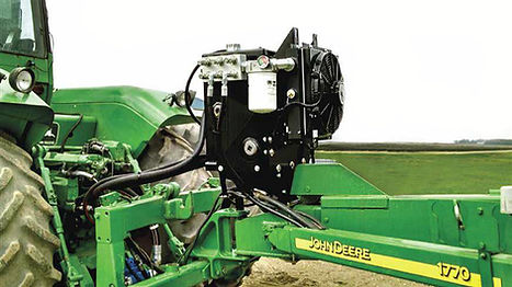 John Deere 1770 Hydraulic Supply Package for Corn Planters