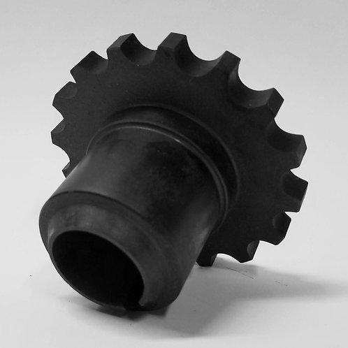 (SPR-3229A) 1-1/4 T/B 16 TOOTH SPROCKET