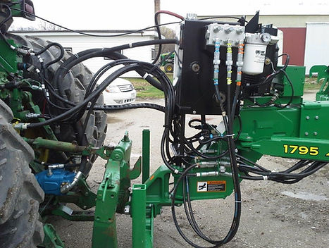 John Deere 1790 Hydraulic Supply Package for Corn Planters