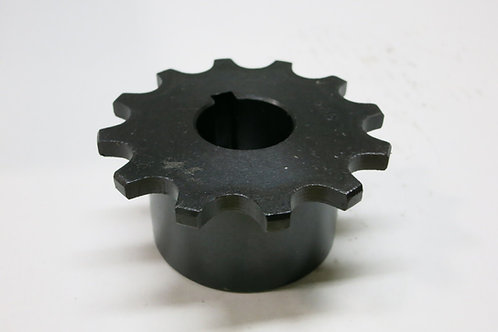 "(SPR-3210) 12 Tooth Sprocket with 1"" Smooth Bore"