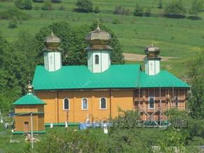Cerkiew św. Paraskewy Piątek w Starżawie