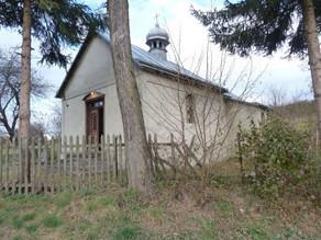Cerkiew św. Mikołaja w Różewym