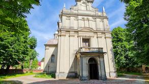 Kościół Przemienienia Pańskiego w Dobromilu