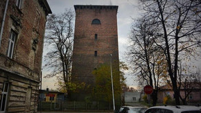 Wieża ciśnień dworca Przemyśl
