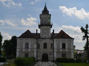 Ratusz w Dobromilu