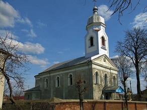 Cerkiew Narodzenia Najświętszej Maryi Panny w Chyrowie