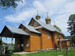 Cerkiew Narodzenia Najświętszej Maryi Panny w Terlo