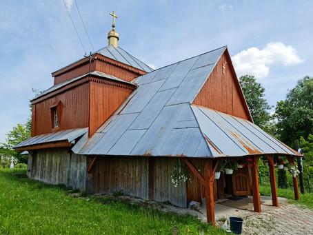 Cerkiew św. Apostoła Andrzeja Pierwszego Powołanego w Patskowicach