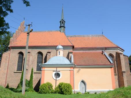 Kościół św. Martyna we wsi Nowe Miasto