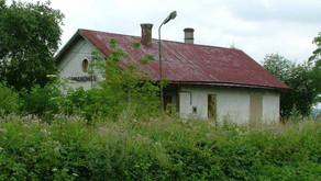 Budynek przystanku Hermanowice