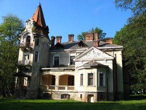 Pałac rodziny Grimm w Niżankowicach