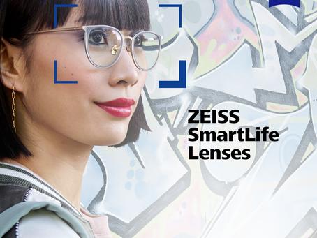 Zeiss SmartLife glazen
