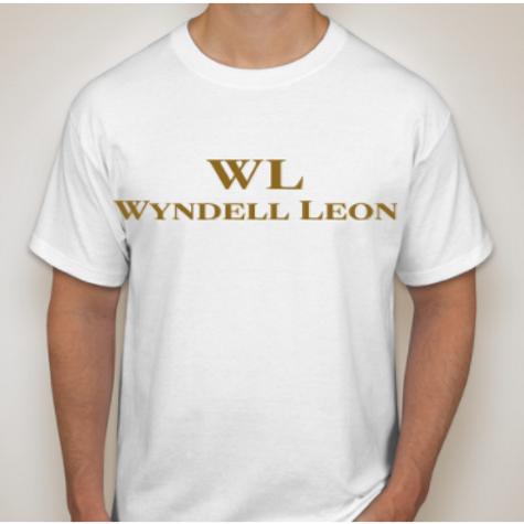 White Wyndell Leon Shirt