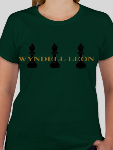 WYNDELL LEON women shirt