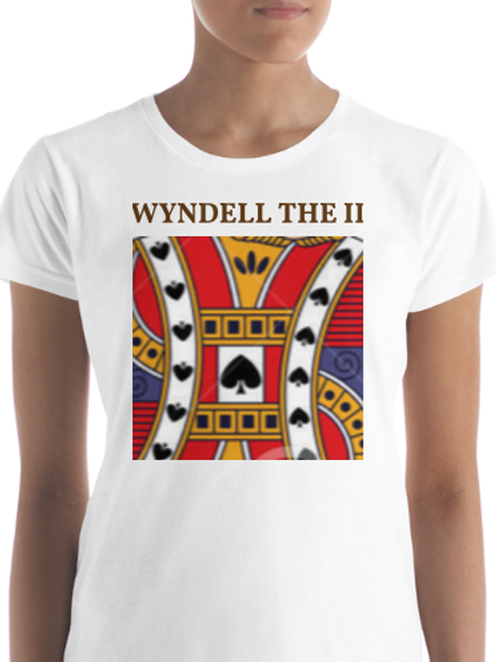 WYNDELL THE II shirt for women