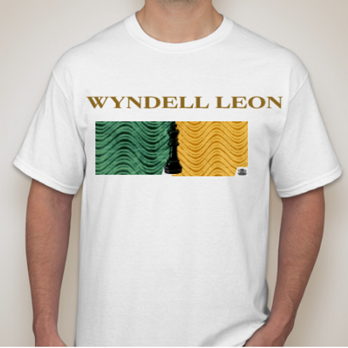 White Wyndell Leon Shirt