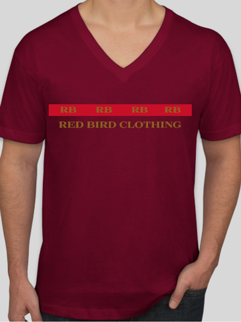 Men's Red Bird Clothing Shirts