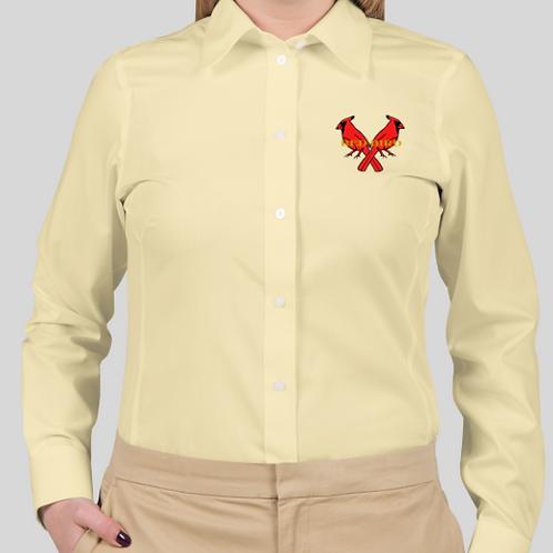 Double Bird Women's Dress Shirt