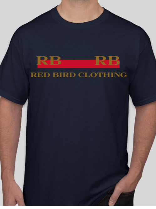 Men's Red Bird Shirt