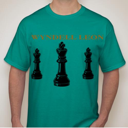 Green Wyndell Leon Shirt