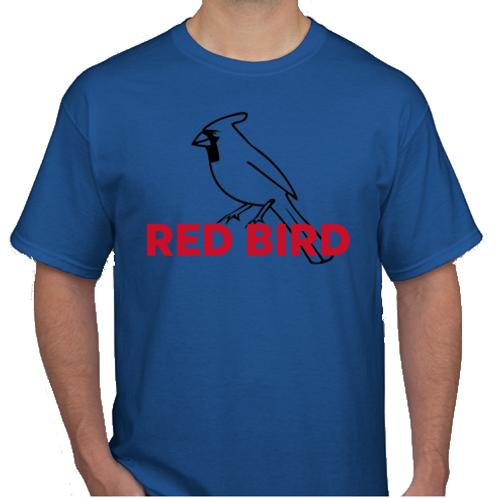 Signature Red Bird Shirt