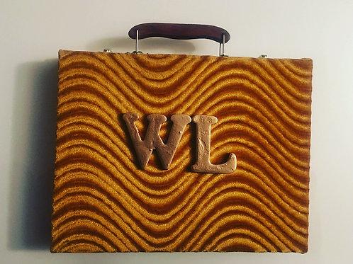 WYNDELL LEON briefcase