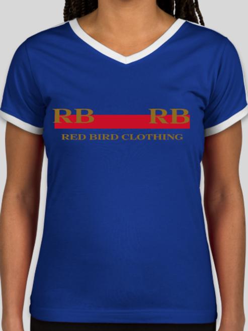Women's Red Bird Jersey Shirt