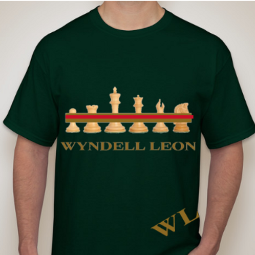 Green Wyndell Leon Shirt