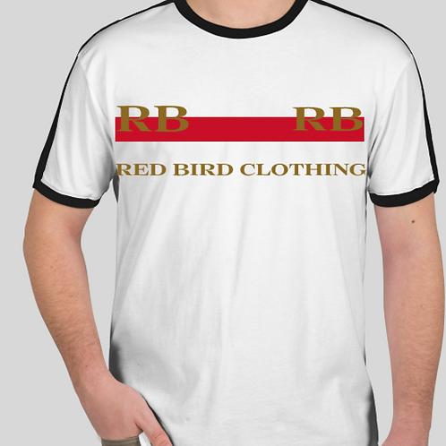 Men's Red Bird Jersey Shirt
