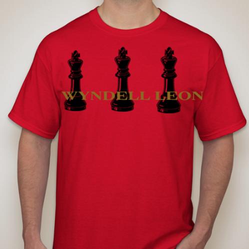 Red Wyndell Leon Shirt