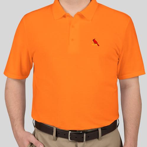Red Bird Polo Shirt