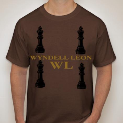Brown Wyndell Leon Shirt