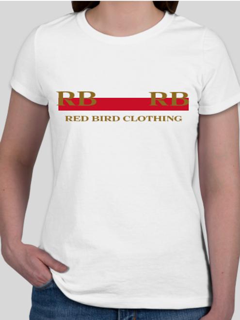 Women's Red Bird Shirt