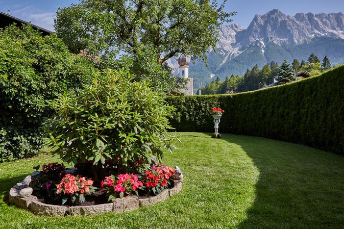 Garten - Haus Diana
