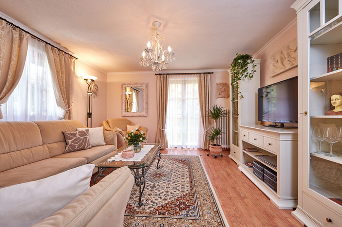 Wohnzimmer - Haus Diana