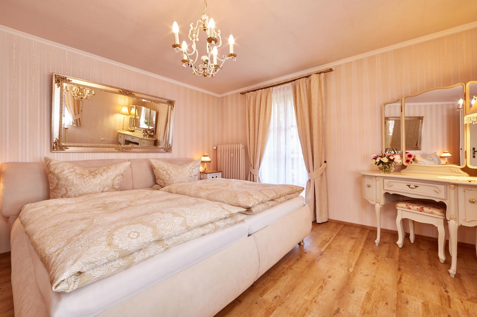 Schlafzimmer - Haus Diana