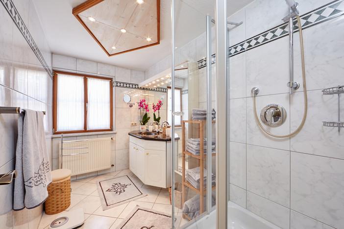 Badezimmer - Haus Diana