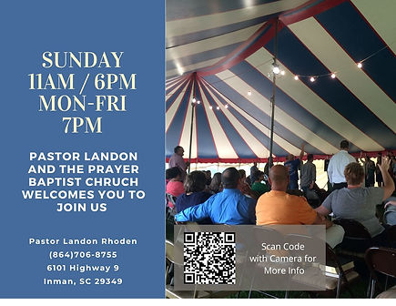 Old Fashioned Baptist Tent Meeting (1).j