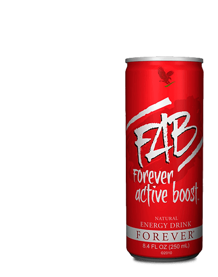 FAB FOREVER ACTIVE BOOST - Aloe Vera Passion