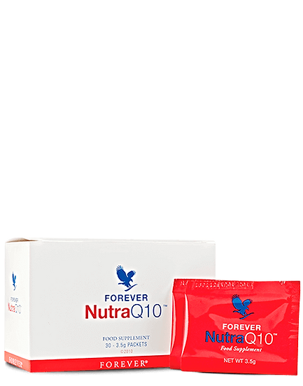 Forever Nutra Q10 Aloe Vera Passion